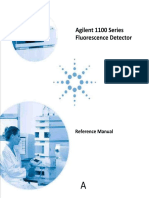 Agilent 1100 Hplc G1321A FLD-manual