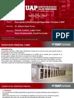 Descripcion y Elementos Del Repartidor Principal Mdf