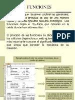 Funciones Del Excel