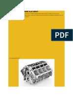 Komponen Dasar Engine Alat Berat