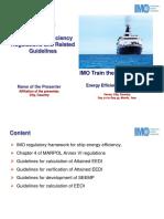 M2 Energy Efficiency Regulations - IMO TTT Course Presentation Final1