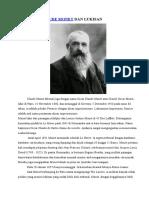 Biografi Claude Monet Dan Lukisan