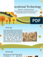 2. History of Educational Technology and Information and Communication Technology - for students.pdf