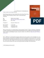Thiazole Substituted Dispiromonoansa and Monospiro Cyclotriphosphazenes