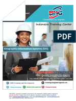 Training Geographic Information Systems (GIS)