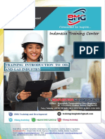 Training Introduction to Oil and Gas Industry