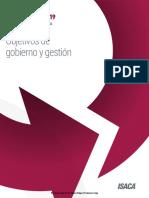 COBIT 2019 Framework Governance and Management Objectives Res Spa 0519