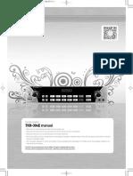 Eng TKR-304E Manual