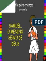 17 SAMUEL, O MENINO SERVO DE DEUS.pdf