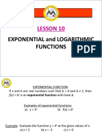 _Exponential and Logarithmic Functions.ppt