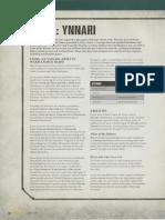 White Dwarf - Index - Ynnari (Errata 1.0 Updated)