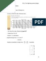 hydraulic calculation