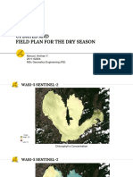 Copy of Field Plan (Dry Season) and Update