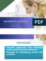 Anamnesis parkinson fix.pptx