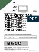 manual de servicio 5790