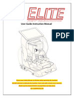 Elite Tablet Manual