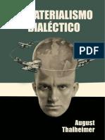 EL MATERIALISMO DIALÉCTICO