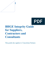 BHGE Integrity Guide for Suppliers_0