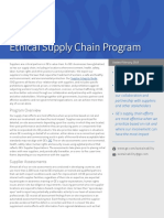 GEA33731 Ethical Supply Chain Program R2
