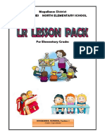 As Many as (Lr Lesson Pack) Grade 1 Math