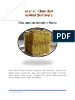 artikel makanan sumatera