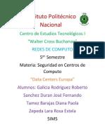 Data Centers Europa