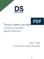 Antologaa Teoria y Diseao Curricular ( Correccian)