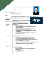 Curriculum Vitae (Uzman)