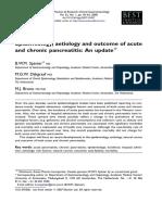 Epidemiology of Pancreatitis