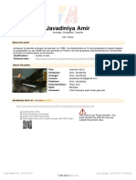 Amir Javadiniya Invention No 2