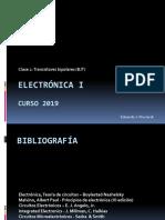 Clase 2 - 0 - Transistor Bipolar - 130819