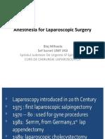 Anesthesia for Laparoscopic Surgery (2).pptx