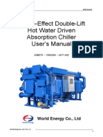 World Energy Absorption Chiller