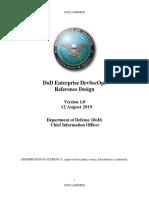 DoD DevSecOps Ref Design