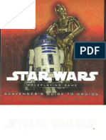 SAGA EDITION - Scavenger's Guide to Droids