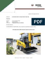 Cotización 0035-2019 Constructora y Consultores NAR SW24