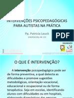Autismo, intervenção piscopedagógicos, métodos.pdf