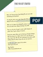 ReallyFlip Workbooks