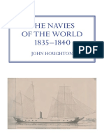 The Navies of the World 1835 1840