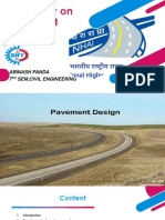 Pavement Design PPT