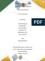 Anexo- Fase 5 - Sistematización