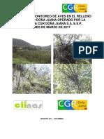 Info. Monitoreo de Aves  Marzo 2017 21042017