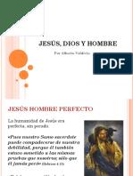 Jesús Dios y Hombre