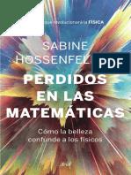 40549 Perdidos en Las Matematicas
