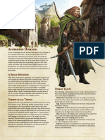 Alternate humans for 5e