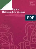 Epistemologia e Historia de la Ciencia