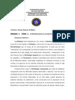 Av. Teoria y Practica - Tema 1