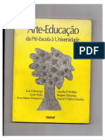 Livro- Arte- Educação da pré-escola à  Universidade Parte I