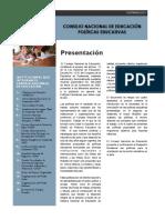 Politicas Educativas CNE[1]