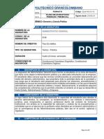 Silabo Administrativo General 2016